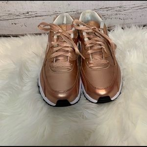 Rose Gold Nike Airmax